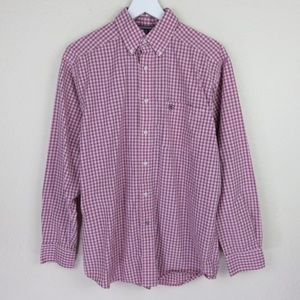 Ariat Pro Series Button Up Western Work Shirt